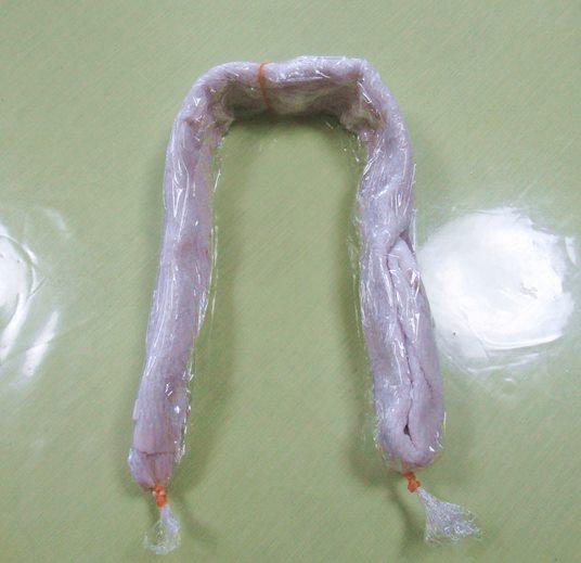 3つの材料でできる冷感タオルの作り方 説明画像 7
