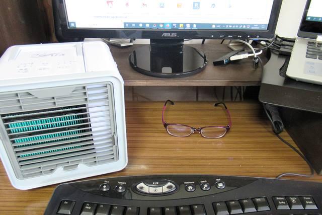 ここひえ PCキーボード前で使う